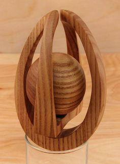 Wood Carving - Whatchamacallit