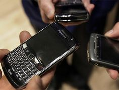 White House testing smart phones other than Blackberry