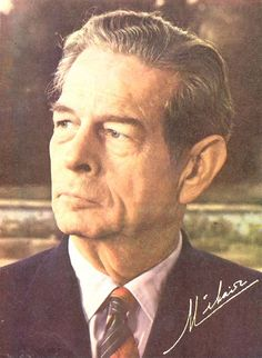 King Mihai