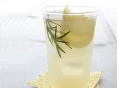 It wouldn't be summer without a refreshing sip of iced tea or lemonade. Drink them during the day or turn them into cocktails for a party.