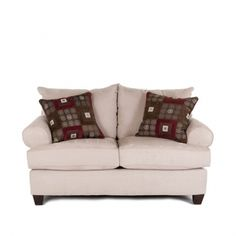 Living Room - Loveseats - Penny Lane Loveseat - Mealey's Furniture