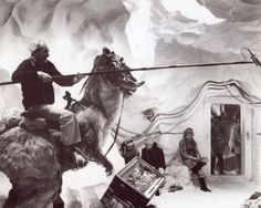 Star Wars Episode V The Empire a Strikes Back. Behind the Scenes.