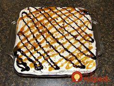 Tento dezert je u nás doma veľmi populárny. Okrem toho, že vynikajúco chutí, je rýchly a taký lahodný, že nepoznám nikoho, komu by nechutil.