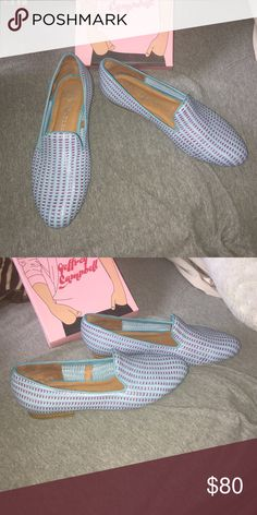 Jeffrey Campbell loafers Used once. Size 8. Comes with original box. Put in an offer. Jeffrey Campbell Shoes Flats & Loafers