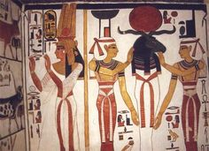 Senior Citizens tours ,  tomb of nefertari valley of the queens http://www.maydoumtravel.com/senior-citizens-tours-packages/4/1/17