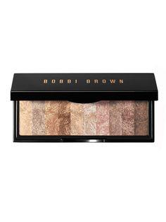 BOBBI BROWN SHIMMER BRICK The 10 Sexiest Nude Makeup Palettes: Makeup: allure.com