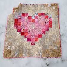 heart quilt patterns