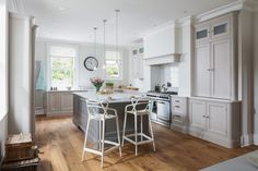 A beautiful In-frame bespoke kitchen design from Heathfield. From Jones Britain's exclusive range of furniture. Come in & visit the showroom to start your new project. Loft Storage, Cupboard Storage, Kitchen Paint, Kitchen Design, Traditional Radiators, Engineered Oak Flooring, Cinema Room, Patio Seating, Bespoke Kitchens