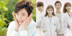 Lee Jong Suk shows his support to close friends in 'Doctors' | http://www.allkpop.com/article/2016/08/lee-jong-suk-shows-his-support-to-close-friends-in-doctors