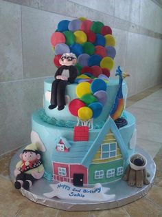 Pin Up Movie Cake Imgur Cake on Pinterest