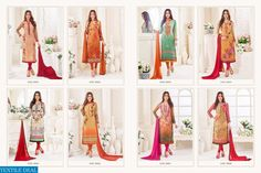 LAVINA-49 SPECIAL EXPORT QUALITY LONG STRAIGHT EMBROIDERED SALWAR SUITS Catalog pieces: 8 Full Catalog Price: 14280 Price Per piece: 1785 MOQ: Full catalog Shipping Time: 4-5 days Sizes: Semi Stich fabrics detail Top :- pure Georgette Digital Embroidery  Bottom & inner :- santoon #nicecollection  #goodmateriel  #awesomelook Call&Whatsapp;+917405434651 website link :-http://textiledeal.in/wholesale-product/4615/Lavina-49-Special-Export-Quality-long-Straight-Embroidered-Salwar-suits