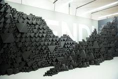 Modern Primitives at Design Miami  Fendi & Aranda\Lasch  Miami, Florida  2010