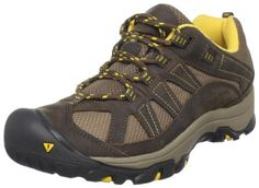 KEEN Womens Palisades Hiking ShoeDark EarthMimosa5 M US *** Want additional info? Click on the image.(This is an Amazon affiliate link and I receive a commission for the sales)