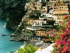 Amalfi coast, Italy (I am duchess of malfi still...)