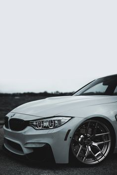 From the ground up...BMW F80 M3