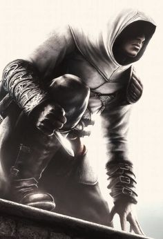 "Altair Ibn-La'Ahad from the Assassins Creed series. ""They won't find me. I'm but a blade in the crowd."""