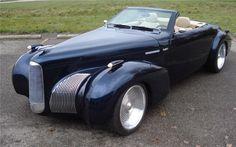 1939 Cadillac La Salle C-Hawk