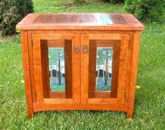 Mission Style End Table by strictlymission on Etsy, $1925.00