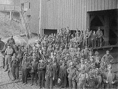 Ten Greatest Labor Strikes in American History - K.P.Kollenborn - pictured: Great Anthracite Coal Strike *140,000 strikers *May-October 1902 *Eastern Pennsylvania