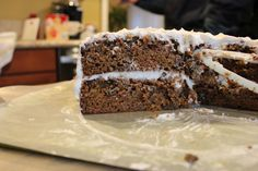 Possibly the best carrot cake you'll ever make.