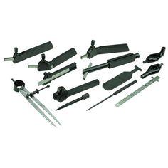 20 Piece Metal Working Lathe Tool Kit