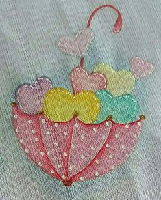 Hand Embroidery Patterns, Applique Patterns, Applique Designs, Quilt Patterns, Sewing Patterns, Quilting Projects, Sewing Projects, Umbrella Cards, Christmas Knitting Patterns