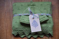 Baby Blanket by Debbie Bliss