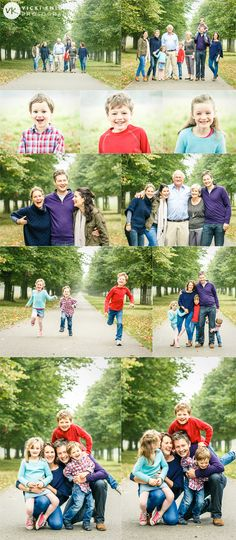 Extended family photo shoot. #bigfamilyshoot   Vicki Knights Photography