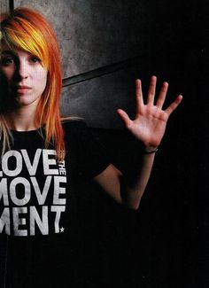 Hayley Williams To Write Love On Her Arms