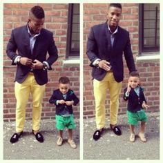 d2eab15bcf1d Father and son reunion...   Mini   Pinterest