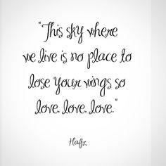 Hafiz, Losing You, Relationships, Math Equations, Love, Amor, Relationship, Dating