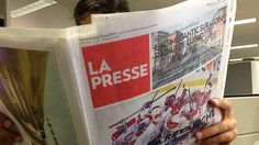 JOURNAL LA PRESSE | Flickr - La fin du papier... https://www.flickr.com/photos/lestudio1/14064675580/in/photostream/