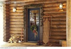 Image result for cabin front door colors | cabin ideas | Pinterest ...