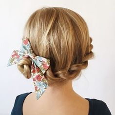 Baby Girl Hairstyles, Hairstyles For School, Trendy Hairstyles, Teenage Hairstyles, Short Haircuts, Natural Hairstyles, 1940s Hairstyles, Toddler Hairstyles, Girl Haircuts