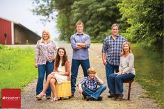 Pennsylvania Family Portrait Photographer: Labonte Farm » creative, modern photography-- rustic, farm, rural, barn Barn Family Photos, Rustic Family Pictures, Farm Family, Autumn Photography, Modern Photography, Photography Ideas, Sibling Photography, Farm Photo, Kodak Moment