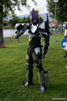 Beelzemon cosplay. digimon.