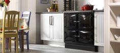 De meest efficiënte inductie gietijzeren fornuis. Elke A nominale elektrische oven in de EC4i kan worden gebruikt onafhankelijk zodat energie wordt niet verspild verwarmen ovens die niet in gebruik zijn.