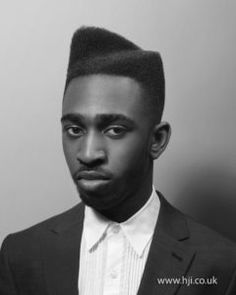 Gary Corbett Mens Hairdresser of the Year Finalist - British Hairdressing Awards Top Hairstyles For Men, Smart Hairstyles, Black Men Haircuts, Asian Men Hairstyle, Side Hairstyles, Cool Haircuts, Trending Hairstyles, Assymetrical Haircut, Asymmetrical Hairstyles