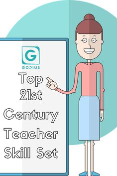 You might have heard the term 21st century teacher being bandied about in both the media and educational circles without caring as much to ask what it actually means. Or maybe you've come across it in educational article one too many times without sparing some thoughts on what its meaning. Well, it's time to break it down for you and give you a more comprehensive idea of the 10 top 21st century teacher skill set. Blended Learning, 10 Top, Educational Technology, 21st Century, Circles, Teacher, Times, Thoughts, Reading