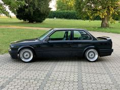bmw 325 coupe m technik fully restored in Mecklenburg-Vorpommern - Krackow Bmw E30 325, Bmw E30 Coupe, Vw Golf Wallpaper, Bmw 528i, Bmw Classic Cars, Rims For Cars, Skyline Gtr, Mercedes Benz Cars, Street Rods