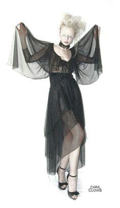 Lady Chiffon shadow