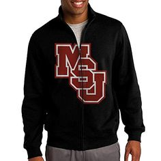 BABA Mississippi State University Bulldogs 01 Mens Warm Hooded Sweater XXL Black *** Find out more about the great product at the image link.
