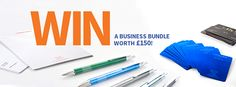 Win a Business Bundle Worth £150 with 123Print UK!