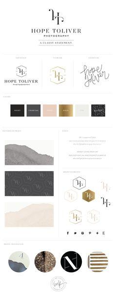 Hope Toliver Photography - Salted Ink Design Co.