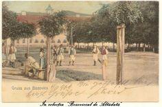 O minune de ilustrată, circulată în 1906 la Vârșeț (Versecz în ungurește, așa cum apare pe verso), către un anume Herman Klein. De-a lungul anilor, a rătăcit prin Serbia, Ungaria, ca mai apoi să se reîntoarcă în România, aproape de localitatea de unde a pornit în călătorie. O iubesc pentru că e color și pentru că a fost o aventură în sine să o obțin. #descoperabozovici (Bozovici. old postcards. vintage postcards) Vintage Postcards, Painting, Art, Vintage Travel Postcards, Art Background, Painting Art, Paintings, Kunst, Post Cards Vintage