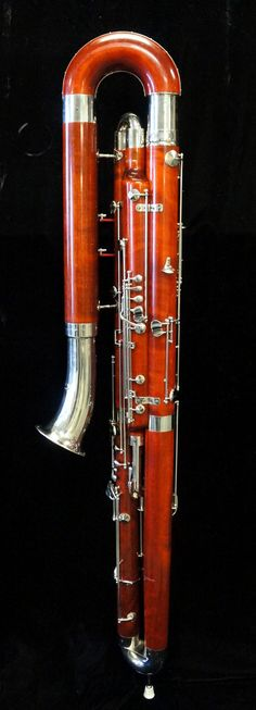 Midwest Musical Imports - Heckel Contrabassoon