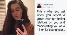 Teen Reports Her Boss For Sexual Harassment, Gets Panic Attack After Seeing Boss's Response