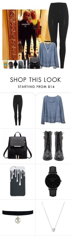 """""""shopping w/Lou and Lottie"""" by nblankenship ❤ liked on Polyvore featuring adidas Originals, Gap, CLUSE and Links of London"""