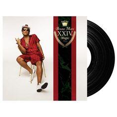 Bruno Mars · 24k Magic · Vinyl LP · Black