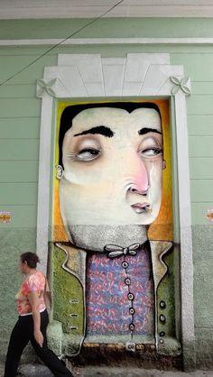 Wall Murals & Street Art #wallmurals #streetart #urbanart #graffitiart